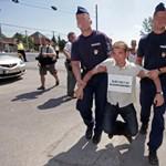 """Akció a Simicska-birodalom előtt: """"a rendőri fellépésnek nem volt jogalapja"""""""