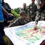Nyugtatót kaptak a mentéshez a thai barlangban rekedt gyerekek