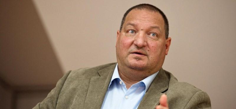 Elmaradt a meglepetés: újraválasztották Németh Szilárdot