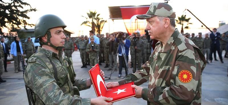 Erdogan ismét migránshullámmal fenyegeti Európát