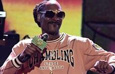 48 szál gyertya helyett valami mással díszítették Snoop Dogg szülinapi ajándékát