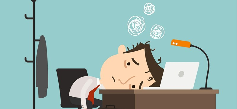 Stressz a munkahelyen: hogy kerüljük el, hogy bánjunk el vele?