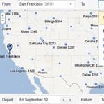 Elindult a Google repülőjárat-kereső