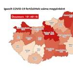 92 újabb áldozata van a koronavírusnak