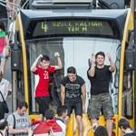 Megindult az össznépi ünneplés Budapesten – fotó, videó