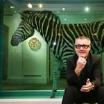 Így néz ki a leggazdagabb angol képzőművész honlapja