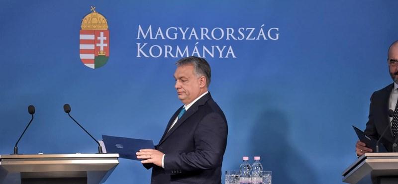 Orbán látja magában a világhódítót, de addig is hosszan sajnáltatja magát