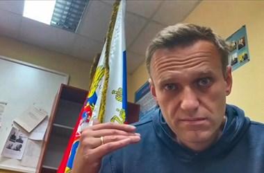 A külföld is kiállt Navalnij mellett