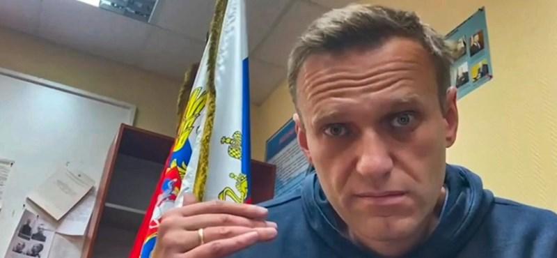 Navalnij szabadon bocsátását kérte Putyintól az Európai Tanács elnöke