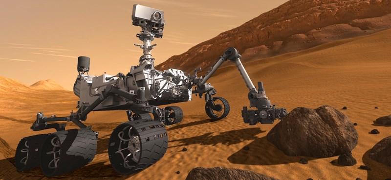 5 éve kutatja a Marsot, most végignézheti, hogy merre járt a Curiosity – videó