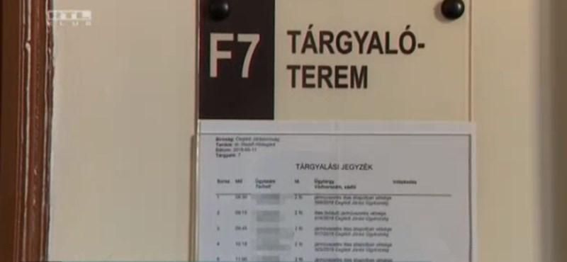 Egymásnak adták a kilincset az ittas járművezetők a Ceglédii Járásbíróságon