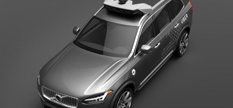 Ha ilyen kocsit küld az Uber, a szerencsések már ingyen utazhatnak vele