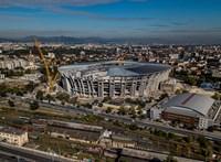 Olimpia ugyan nem lesz, a rászánt pénz fele mégis elment a létesítményekre