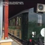 Légkondicionált luxusvagon is lesz Orbán falujának kisvasútján