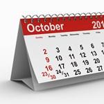 Öt hétfő, öt szombat, öt vasárnap - Most akkor különleges ez az október vagy sem?