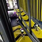 Biciklivel jár a munkahelyére? Akkor itt szeretne dolgozni!