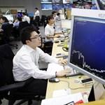 Erősítették az ázsiai tőzsdeindexeket az euróövezeti hírek