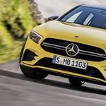 Kémvideón a 400+ lóerős új kecskeméti Mercedes, amivel könnyű lesz driftelni