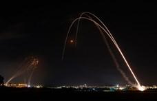 A Hamász vezetőjének otthonát bombázták éjjel