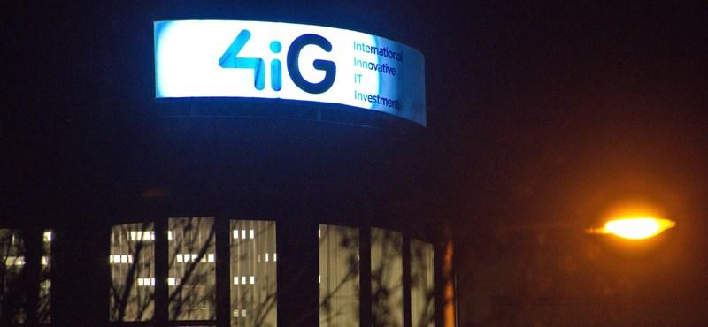 Újabb százmilliókat kap a 4iG a NAV-tól