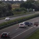 Óriási szerencse, hogy ebben a balesetben nem halt meg senki – videó