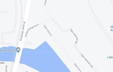 Már a Google Térképen is látni a Fudan körüli, Kínát fricskázó utcaneveket