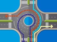 Turbó körforgalmak épülnek az M5-ös vonalán