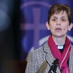 Ő az anglikán egyház első női püspöke – fotó