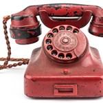 Elárverezik Hitler piros telefonját, amivel milliókat küldött halálba