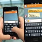 A Samsung saját csetprogramot fejleszt