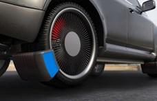 Nem is gondolná, mennyire szennyező az autógumik leváló mikrotörmeléke