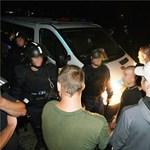 Továbbra is erős a rendőri készültség Cegléden