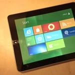 InnoVision Tablet PC THC-97: Windows az iPaden?