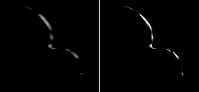 Új fotókat kapott a NASA, meglepődtek a tudósok a Naprendszer szélén lévő aszteroidán