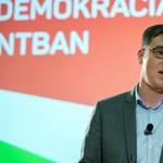 Karácsony Gergely: népszavazással söpörjük el a rezsimet