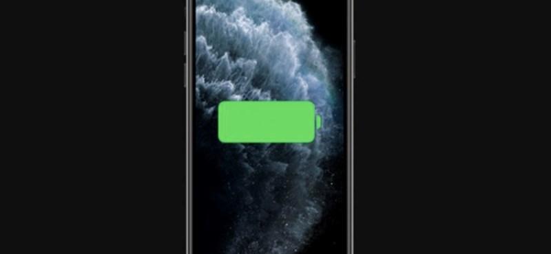 Korábbi iPhone-ja van? Lehet, hogy nincs veszve az akku, csak rosszul mutatja a telefon
