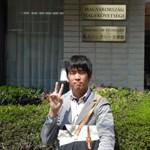 Minden magyar kedvence lett a japán hallgató