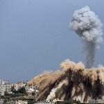 Netanjahu: Ha folytatódnak a támadások, Izrael kiterjeszti légicsapásait