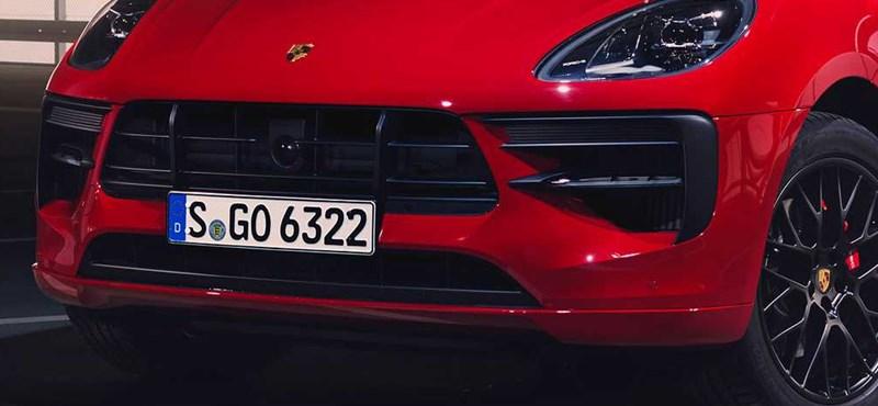 Arany középút: megérkezett a Porsche Macan GTS