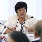 Elégedett a választásokkal Pálffy Ilona
