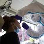 Négy százalék körül van a koronavírusosok száma a leginkább fertőzött szlovák régiókban