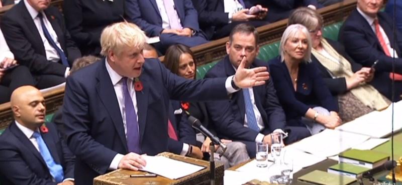 Elfogadta a Brexit halasztását a brit kormány