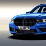 A családi autók abszolút királya lenne egy ilyen BMW M7 kombi