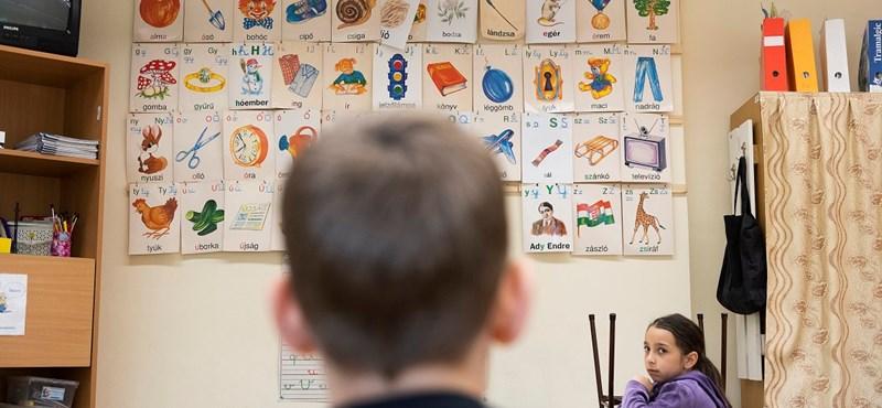 Friss felmérés: ennyi az átlag magyar osztálylétszám az iskolákban