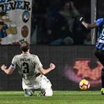 Lenullázta a Juventust az Atalanta