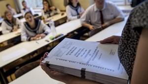 Gyarmathy Éva: A diákok kénytelenek érettségizni