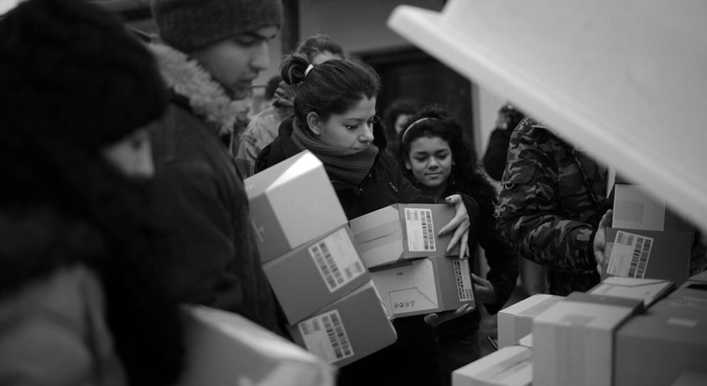 Bódvalenke - segítség a rászorulók segítőinek - nagyítás