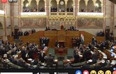 Élő közvetítésünk a Parlamentből a rabszolgatörvény megszavazásáról