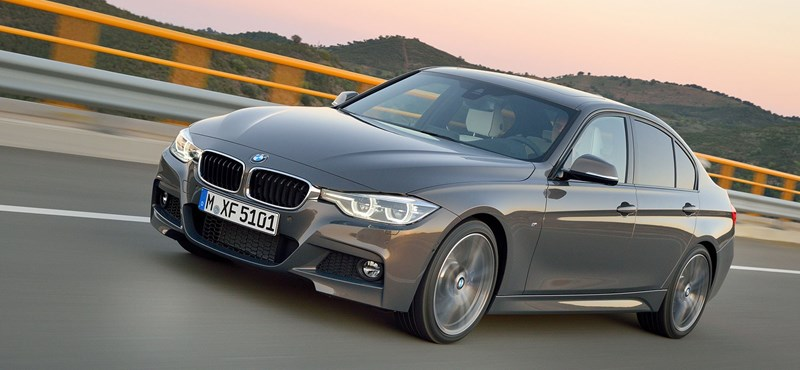 Mostantól van háromhengeres és konnektoros 3-as BMW is