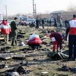 Hivatalos: Irán lőtte le tévedésből a szerdán lezuhant ukrán gépet